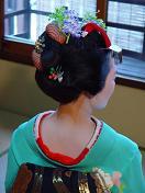 オトコのための京都「舞妓体験!!」入門