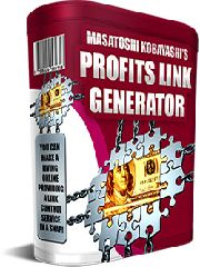 「プロフィトリンクジェネレーター」! あなたはこのシステムを活用し期限やクリック数でリンクを切ってリダイレクトさせるサービスで儲けを爆発させてください。