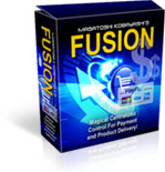 FUSION PayPal決済と連動した販売プロセス自動化システム