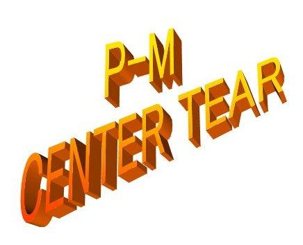 P-M Center Tear