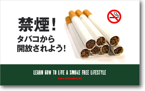禁煙!タバコから開放されよう!購入はこちらから - ネットビジネス初心者が成功するリセールライト戦略!
