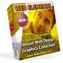 驚嘆の3500以上に及ぶウェブグラフィックエレメントのコレクション・「ウェブエレメンツ」
