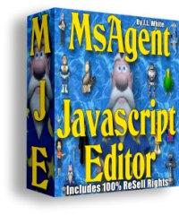 MsAgent Javascript Editor