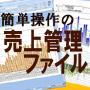 小さなお店向け売上管理ファイル2011【ダウンロード版】