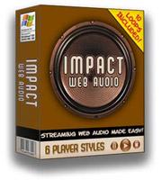 インパクトウェブオーディオ(Impact Web Audio)