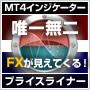 相場が見えてくる!!【MT4専用】プライスライナー(インジケーター)