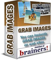アドレスを入力するだけで画像を取得出来るソフト