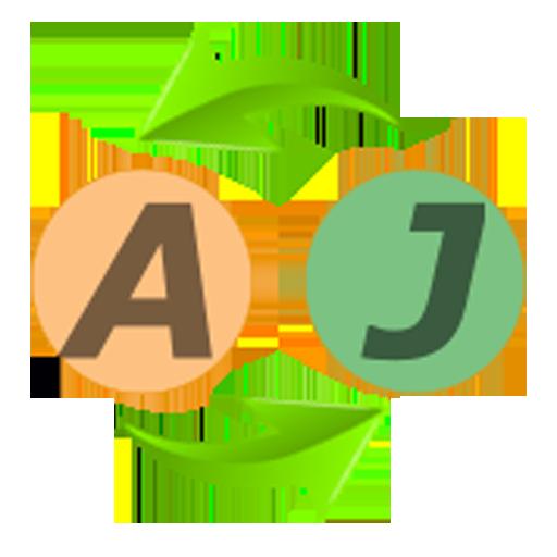 JanAsin相互変換ツール