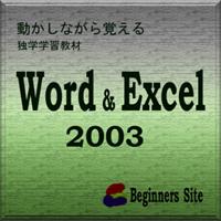 ワード&エクセル2003独学学習教材