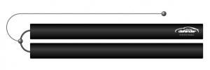 ドアディフェンダー(ブラック)一台分セット