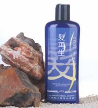 中国天然漢方高級薬草エキスがふんだんに入った髪再生シャンプー